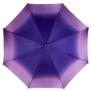 Зонт-трость Pasotti Viola Poppy Pelle фото-2