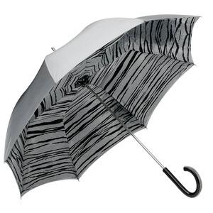 Зонт-Трость Pasotti Becolore Grigio Tiger Plastica Pico фото-4