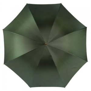 Зонт-трость Pasotti Oliva Prato Pelle фото-2