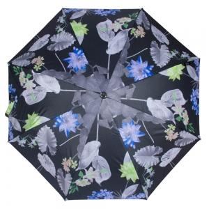 Зонт складной M&P C5863-OC Flowers Lotus фото-3