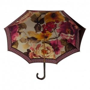 Зонт-трость Pasotti Marrone Meleti Original фото-4