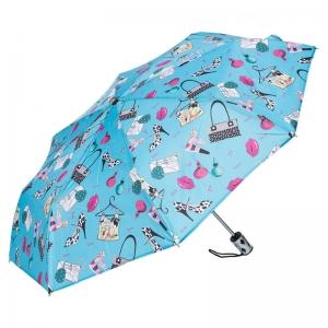 Зонт складной Baldinini 36-OC Acsesori Blu фото-2