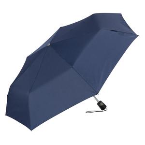 Зонт складной Bugatti 744163003-OC Navi Blu фото-2