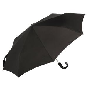 Зонт складной JPG 38-OC Uni Classique Noir фото-2