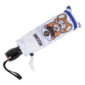 Зонт складной M 8001-OCB Sailor Bear White фото-5