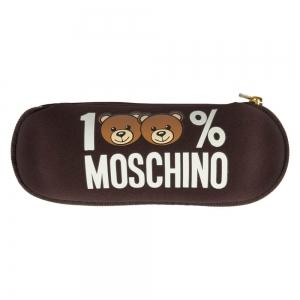 Зонт складной Moschino 8071-SuperminiQ 100% Moschino Purple фото-4