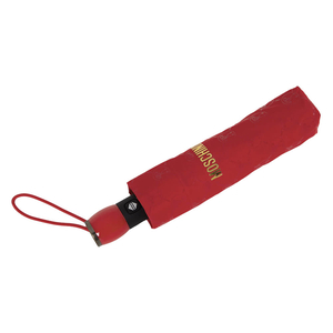 Зонт складной M 8270-OCC QM All-Over Red фото-5