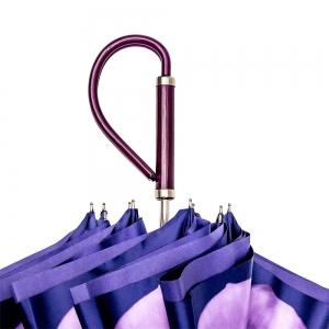 Зонт-трость Pasotti Anzi Georgin Viola Plastica фото-6