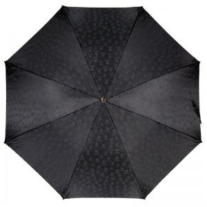 Зонт складной Pasotti Auto Capo Silver Sculls Black фото-5