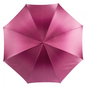 Зонт-трость Pasotti Becolore Rosa Siringo Oro Dentell фото-2