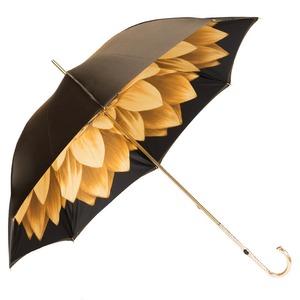 Зонт-трость Pasotti Bicolore Georgin Giallo Oro фото-5