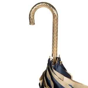 Зонт-трость Pasotti Blu Georgin Spring фото-5