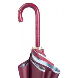 Зонт-трость Pasotti Bordo Lino Lazer фото-4