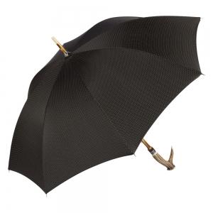 Зонт-трость Pasotti Cervo Punto Black фото-5
