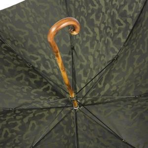 Зонт-трость Pasotti Chestnut Militari Verde  фото-4