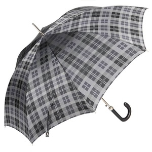 Зонт-трость Pasotti Classic Pelle Celtic Grey фото-5
