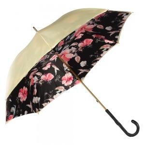 Зонт-трость Pasotti Crema Magnolia Original фото-5