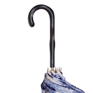Зонт-трость Pasotti Ivory Blu Dentell Original фото-4