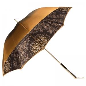 Зонт-трость Pasotti Becolore Gialo Leo Fiore Bella фото-5