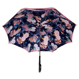 Зонт-трость Pasotti Magenta Blu Original фото-4