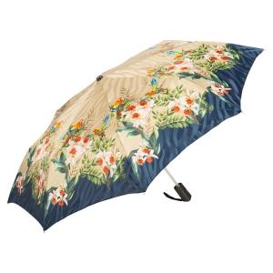 Зонт складной Pasotti Mini Bahamas Blu фото-2