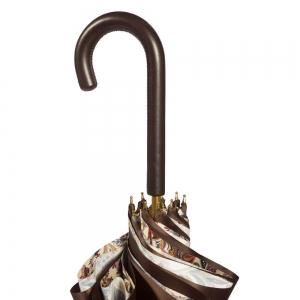 Зонт-трость Pasotti Morrone Fern Classic фото-4