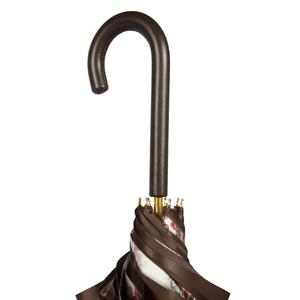 Зонт-трость Pasotti Morrone Paisley Classic фото-4