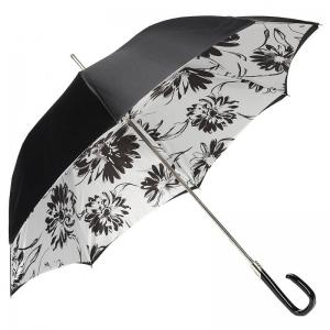 Зонт-трость Pasotti Nero Aster Plastica Fiore фото-5