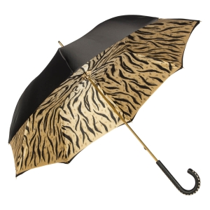 Зонт-трость Pasotti Nero Tiger Dossi фото-5