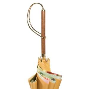 Зонт-трость Pasotti Ohra Flow Verde Rapira Oro фото-4