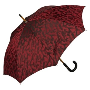 Зонт-трость Pasotti Pelle/Legno Divorzy Red фото-4