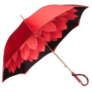 Зонт-трость Pasotti Rosso Georgin Plastica фото-5