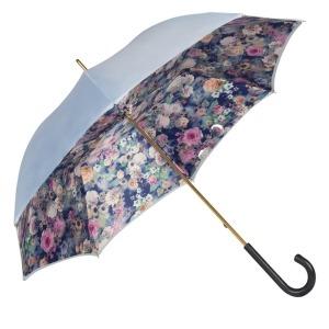 Зонт-трость Pasotti Sky Campo Blu Classic фото-5