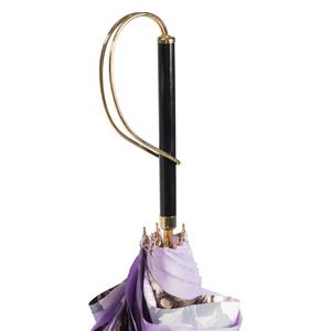 Зонт-трость Pasotti Viola Briar Lilla Rapira фото-4