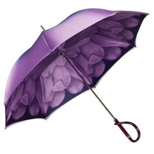 Зонт-трость Pasotti Viola Georgin Plastica  фото-9