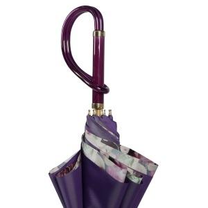Зонт трость Pasotti Violatto Posy Plastica фото-4