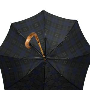 Зонт-трость Pasotti Congo Chestnut Blu Celtic фото-4