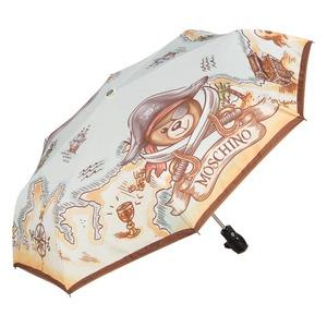 Зонт складной Moschino 8248-OCE Pirate Bear Multi фото-2