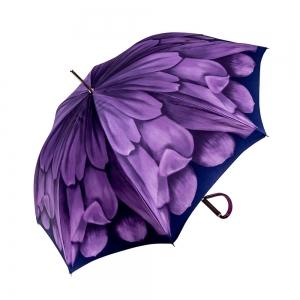 Зонт-трость Pasotti Anzi Georgin Viola Plastica фото-3