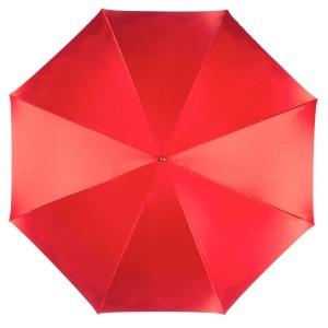 Зонт-трость Pasotti Rosso Georgin Oro  фото-2