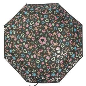 Зонт складной Baldinini 554-OM Melody Black  фото-2