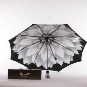 Зонт Складной Pasotti Auto Georgin Grigio Lux фото-5