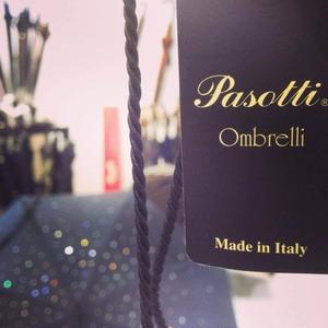 Ложка для обуви Pasotti Eagle Silver Blue фото-3