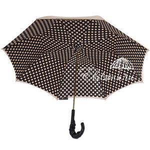 Зонт-трость Pasotti Sand Pois Pelle  фото-3