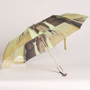 Зонт Складной Guy De Jean Louvre 6410 фото-2