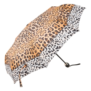 Зонт складной Ferre 6002-OC Tigrato Gold фото-2