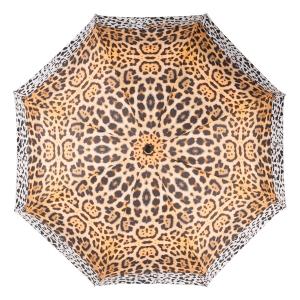 Зонт складной Ferre 6002-OC Tigrato Gold фото-3