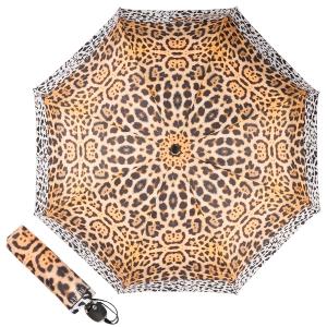 Зонт складной Ferre 6002-OC Tigrato Gold фото-1