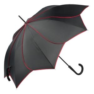 Зонт-трость Pierre Cardin 80766-LA Astra  Black фото-2