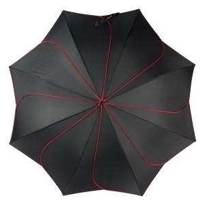 Зонт-трость Pierre Cardin 80766-LA Astra  Black фото-3